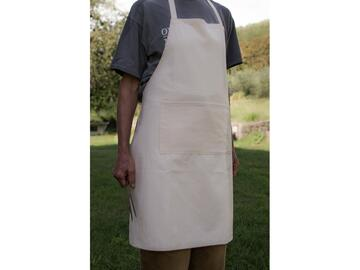 Grembiule cucina beige