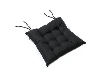 Cuscino 9 punti Nero