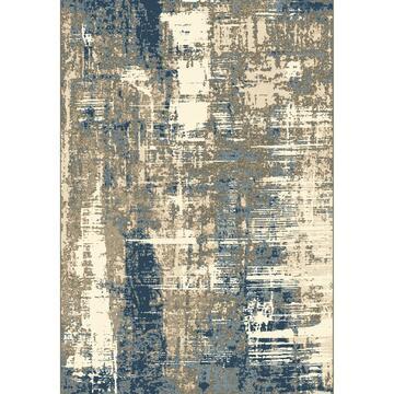 Tappeto moderno vintage Compelo astratto 133 X 190