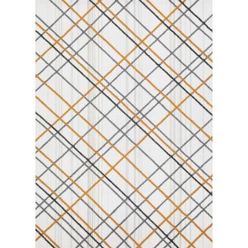 Tappeto moderno Carter diagonali 57 X 90