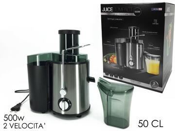 Centrifuga professionale Juice, 500W.