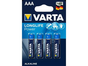 4 Batterie ministilo AAA high energy