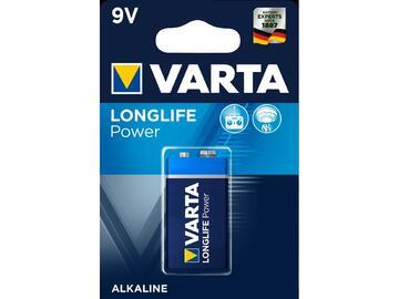 1 Batteria 9Volts high energy