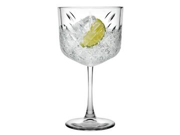 4 Coppe Timeless gin tonic, 55 cl, in vetro.