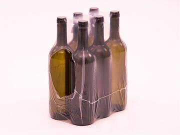 6 Bottigli bordolese 0,75 Lt