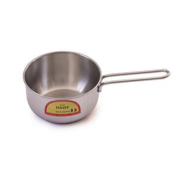 Casseruola in acciaio inox 1 manico 14 cm
