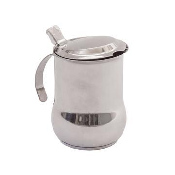 Bricco da caffe Camilla da 8 tazze in acciaio inox
