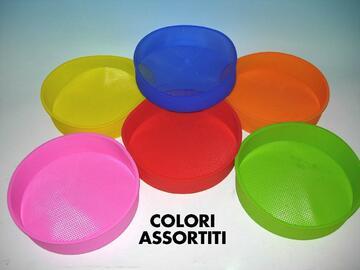 Stampo per torta in silicone, 25 cm. Disponibile in colori assortiti.