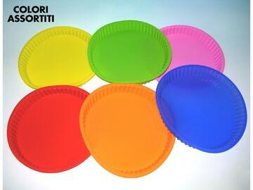 Stampo per crostata in silicone, 26 cm. Disponibile in colori assortiti.
