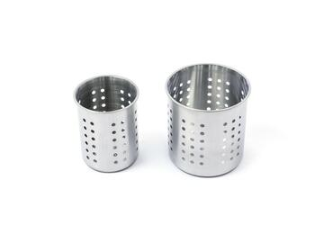2 Contenitori in acciaio