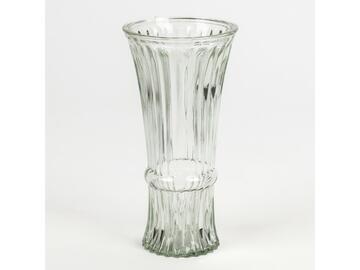 Vaso di vetro 12,5 cm h 25 cm