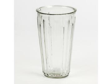 Vaso di Vetro 13 cm h 23 cm