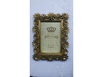 Porta foto Vintage Floreale 7,6x15,2