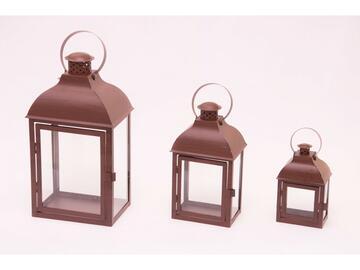 Set di 3 lanterne Emo