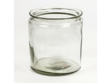 Vasetto di vetro 18 x 20 cm