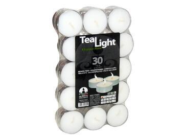 30 Tealight bianco