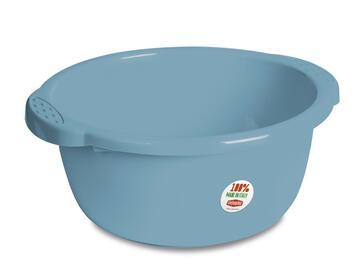 Bacinella tonda 9 Lt blu