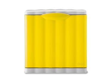 Pattumiera amica 40 x 30 x 40 gialla