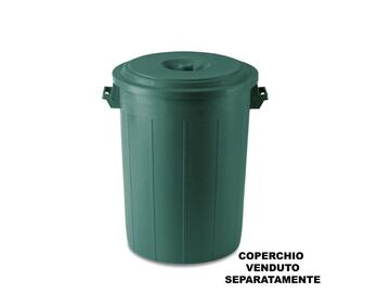 Bidone verde 70 Lt