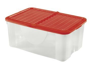 Dodo box 57 x 39 x 25 cm rosso