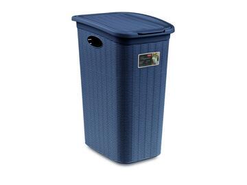 Porta biancheria elegance 36 Lt blu