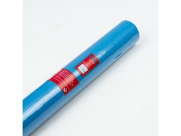 Tovaglia Goffrata Blu Caraibi 7 x 1.18 mt