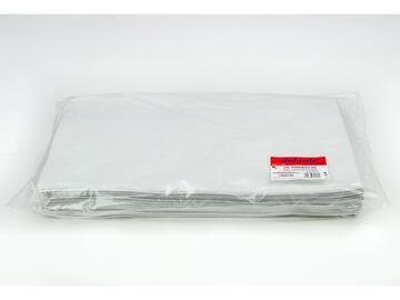 25 Tovaglie 100 x 100 Bianco