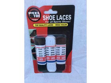 3 Lacci scarpe 150