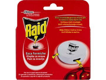Esca insetticida Raid pronta all'uso per il controllo delle formiche 2 pezzi