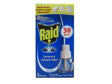 Ricarica insetticida Vape liquido 30 notti inodore