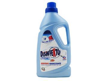 Additivo igienizzante Disinfekto 1 litro, aiuta a rimuovere germi e batteri dal tuo bucato