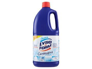 Candeggina con detergente Lysoform classica 2500 Ml
