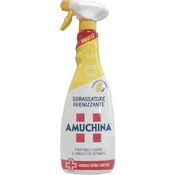 Detergente spray Amuchina per la pulizia del bagno 750 Ml limone
