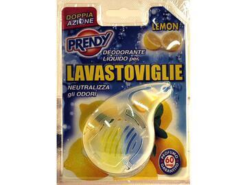 Deodorante liquido per lavastoviglie Prendy limone 60 lavaggi