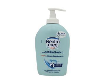Detergente liquido antibatterico Neutromed con azione igienizzante 300 Ml