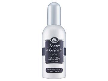 Profumo aromatico Tesori d'Oriente al muschio bianco 100 Ml