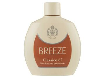 Deodorante profumato Breeze classico 100 Ml