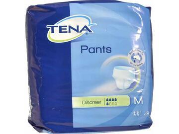 Pants Tena discreet medio 8 pezzi