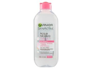 Acqua micellare tuttoin1 Garnier skin active per pelli sensibili 400 Ml