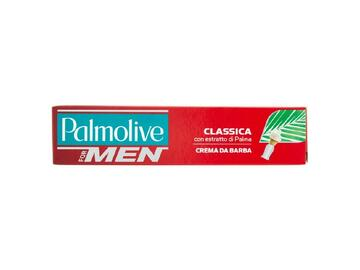 Crema da barba Palmolive for men classica con estratto di palma 100 Ml
