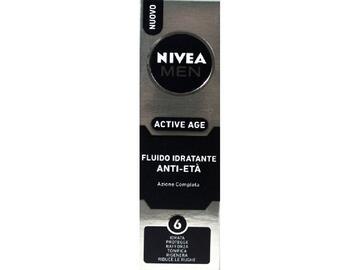 Fluido idratante Nivea for men anti-etÓ con azione completa