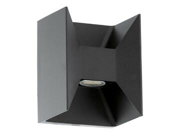 Lampada Marino, 2 x 2,5 Antracite