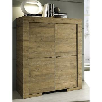 Credenze Arte Povera Marino Fa Mercato : Mobile credenza in legno finitura arte povera con tutto lo spazio