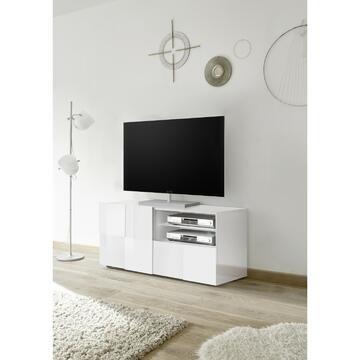 Base TV Dama e una soluzione d'arredamento per la zona giorno in grado di rendere la vostra casa un ambiente piacevole, confortevole e funzionale. Il colore bianco perlato, e una tinta moderna che dara eleganza al vostro ambiente.
