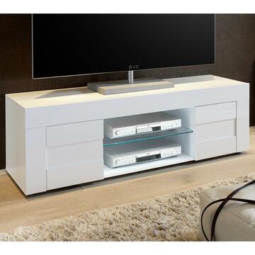 Mobile porta TV 2 ante Easy Bianco