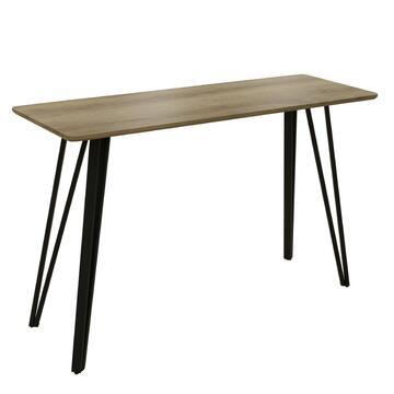 Tavolino consolle Cetty 120 X 40, altezza 76