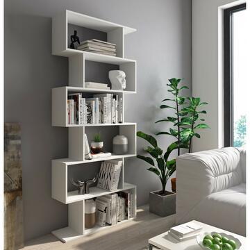 Libreria Aura Bianca, altezza 192