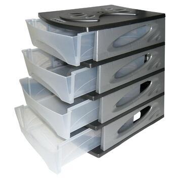 Cassettiera Medya Box 4C