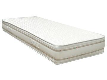 Materasso 85x190 biolana singolo. La sua composizione garantisce un ottimo comfort e qualita di riposo.