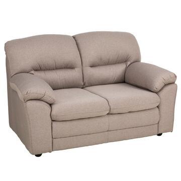 Bari 2p divano tortora